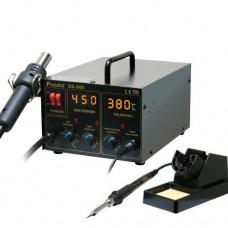 Estação de soldar SMD ar quente 2 em 1 700w ProsKit