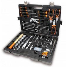 Estojo com sortido de 108 ferramentas de manutenção geral 2047E/C108 BETA