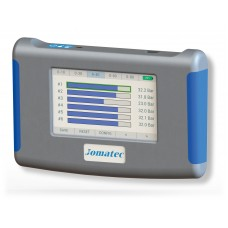 Digital compression tester for petrol and diesel engines