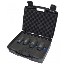 Chaves caixa de impacto, especial cubos de roda e rótulas de suspensão