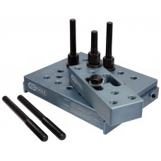 Base suporte prensa hidráulica universal 245x200