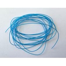 Fio de cobre alta precisão isolamento Kynar 2m - Azul