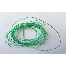 Fio de cobre alta precisão isolamento Kynar 2m - Verde