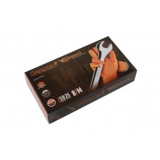 Grippaz Orange Nitrile Gloves Box -50 Pieces/25 Pairs