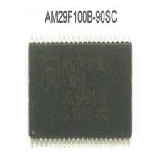 AMD FLASH MEMORY AM29F100B-90SC SOP44