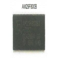 AMD FLASH MEMORY AM29F800B SOP44