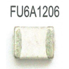 FUSE SMD 6A 1206