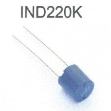 INDUCTOR 220K (10 Peças package)