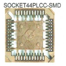 SOCKET PLCC 44 PIN SMD
