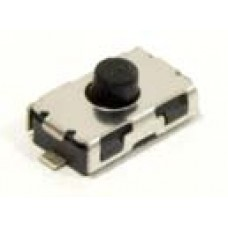 Microswitch tamanho: 6x4x3 mm; Aberto (10 unidades)