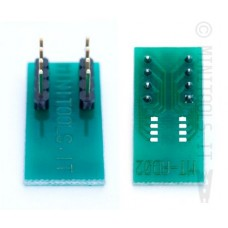 Adapter from SOIC-8 to DIP-8