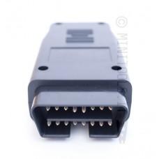OBD2 Male Plug
