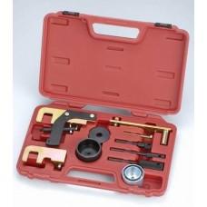 Ferramenta de bloqueio de distribuição para Renault, Opel, Nissan 1.5-1.9 - 2.2-2.5 DCI Weber tools