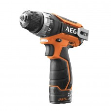 AEG BS12C2 Speed Drill Driver 12V