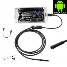 HD endoscopic camera with accessories for Android, PC and Laptop systems