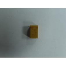 CAPACITOR SMD 100mF 10V (10 Peças package) (NEW)