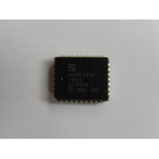 AMD FLASH MEMORY AM29F040B-90JC PLCC32