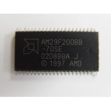 AMD FLASH MEMORY AM29F200BB-70SE SOP44