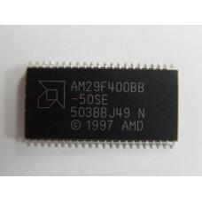 AMD FLASH MEMORY AM29F400BB-55SI SOP44