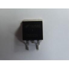 FAIRCHILD MOSFET HUF75637 TO263