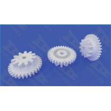 Automotive gear with 31+11 teeth for BMW MotoMeter