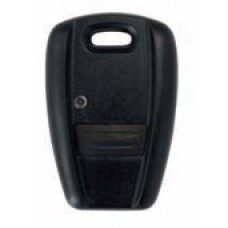 Cover for Fiat keys black color with one button