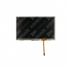 TFT Colour LCD display for car radio navigation of Dacia, Fiat, Nissan, Opel, Renault and Vauxhall