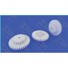 Automotive gear 38+23 teeth for BMW MotoMeter