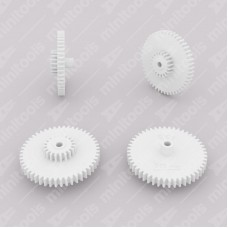 Gear (48 external - 19 internal teeth) for Mercedes R107 instrument clusters