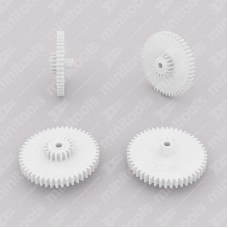 Gear (48 external - 17 internal teeth) for Mercedes R107 instrument clusters