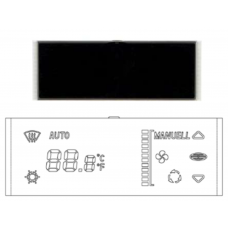 LCD display for Porsche 911 / Boxster ACC module