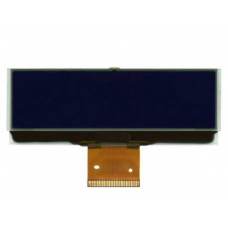 LCD display for Renault Clio on-board computers