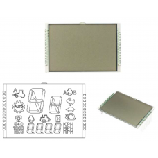 LCD display for Massey Ferguson 6470 tractors