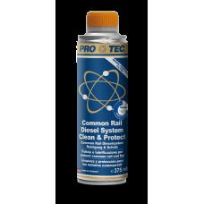 PRO-TEC Limpeza de sistemas diesel COMMON RAIL e ultima geração